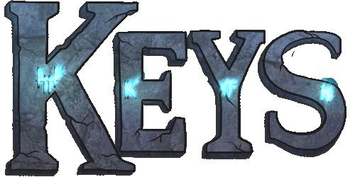 New Keys Logo