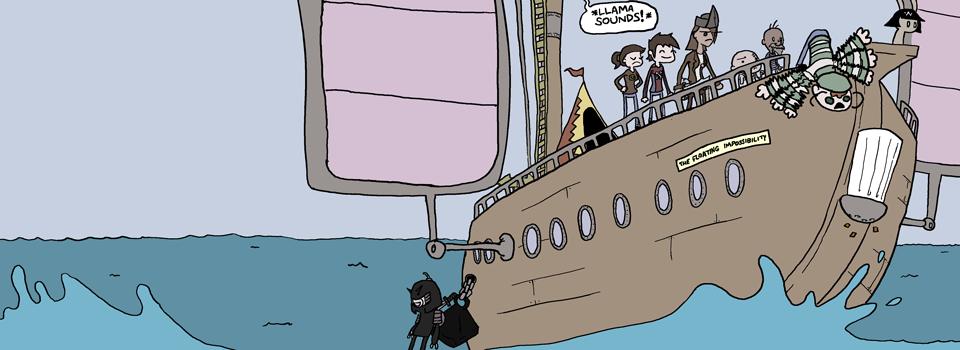 Silent Pirate