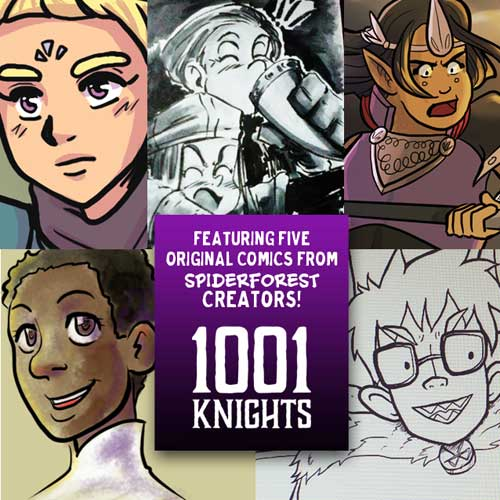 1001 Knights Anthology