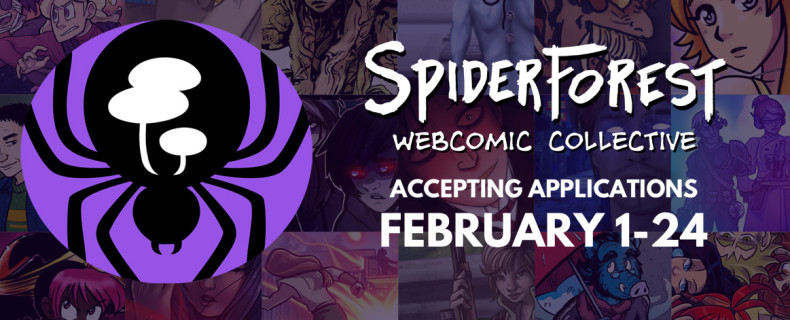 SpiderForest News for February