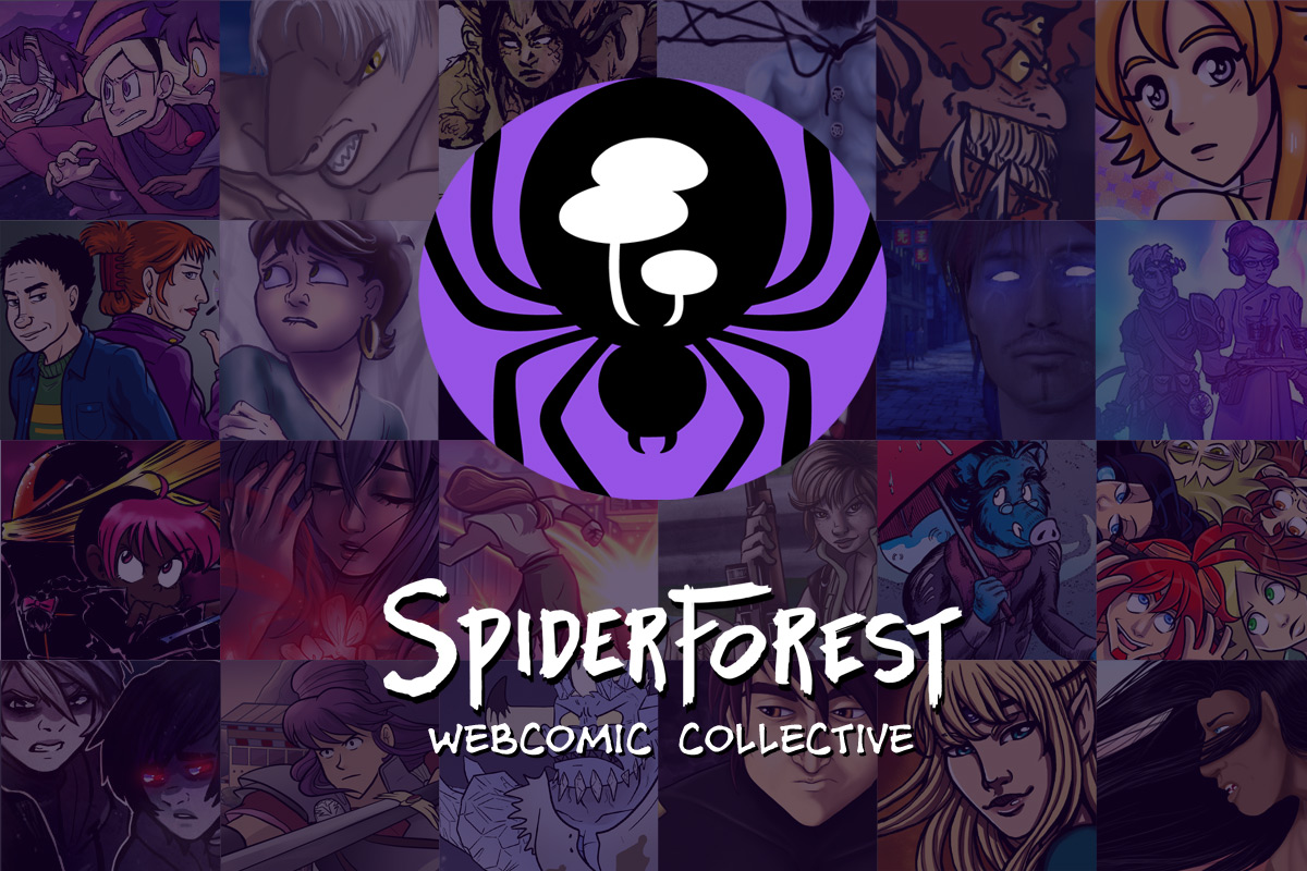 SpiderForest News for March!