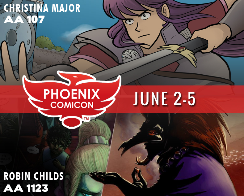 Phoenix Comic Con!