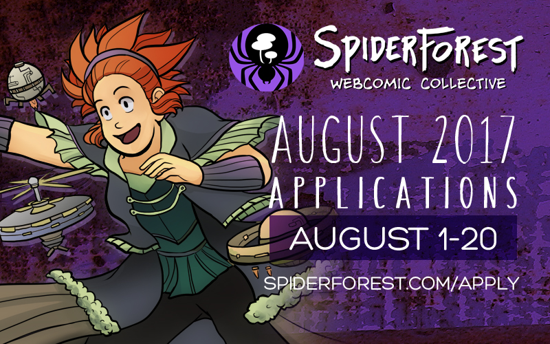 August Application Season 2017!